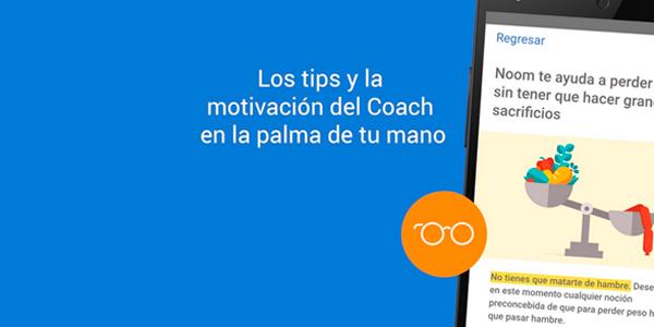Las mejores apps para hacer dieta | noom coach