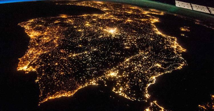 Fibra óptica en España