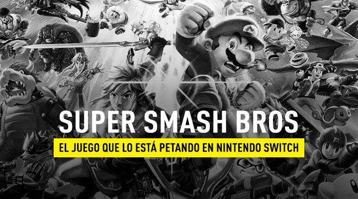 POST super smash bros