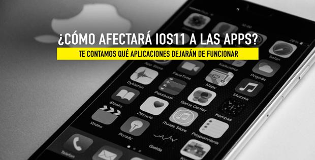 apps con ios 11