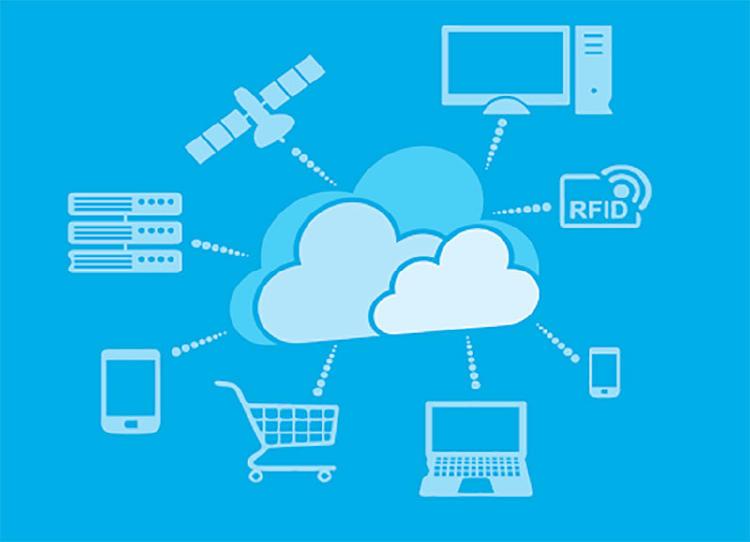 diagrama de almacenamiento cloud
