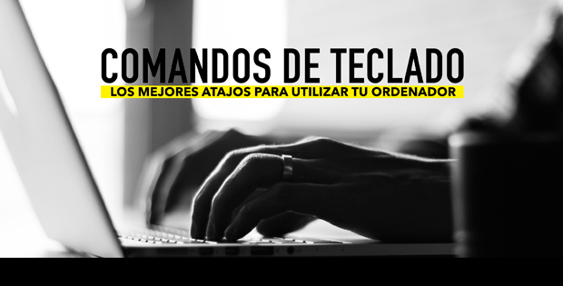 atajos de teclado para windows y mac