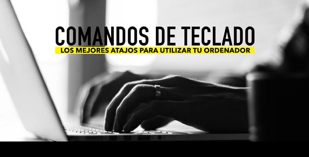 atajos de teclado para windows y mac
