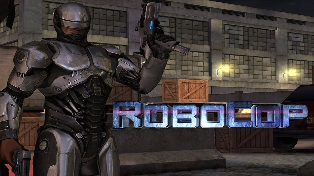 juego de robocop para el móvil
