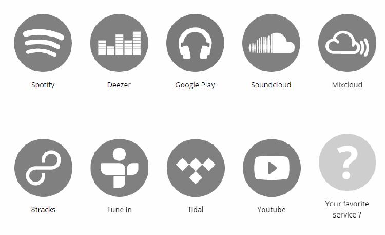 los mejores reproductores de música en streaming