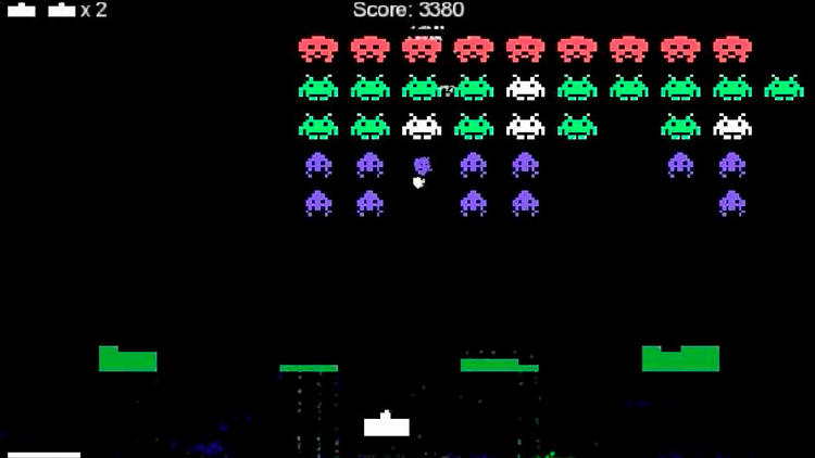juegos retro movil android iphone space invaders