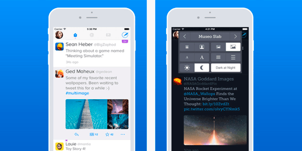 app para apple watch twitterrific