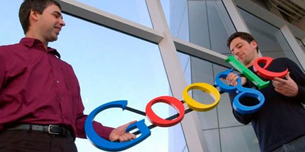 cómo se conocieron los fundadores de google
