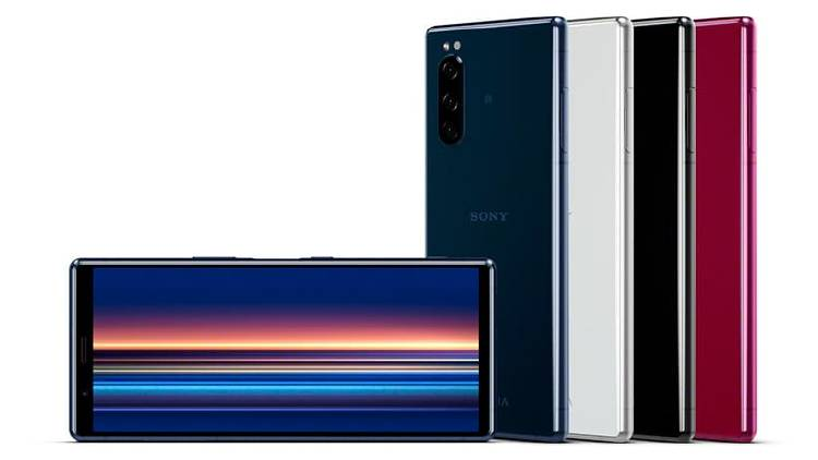 Sony Xperia 6 snapdragon 865