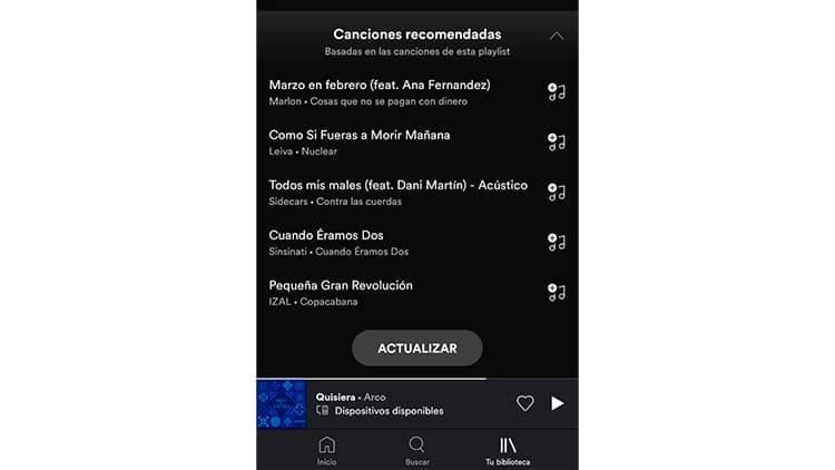 Cómo descubrir música nueva en Spotify