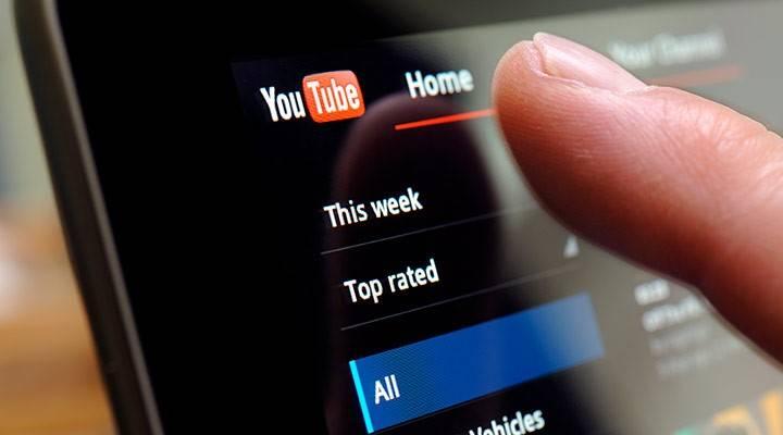 Videos en Youtube más vistos