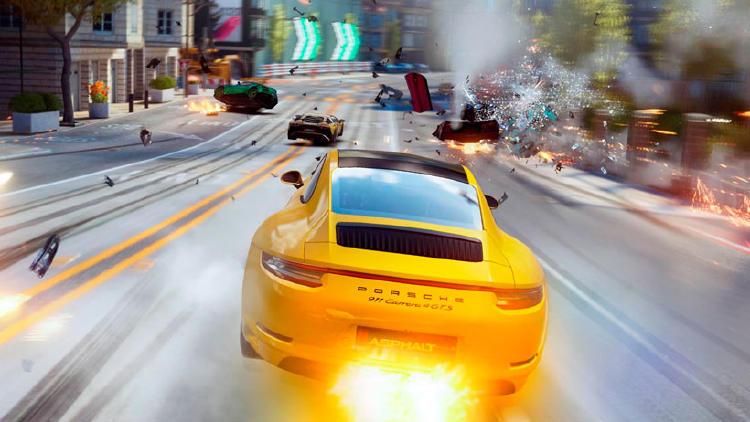 juegos de carreras asphalt 9