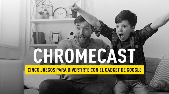 POST chromecast