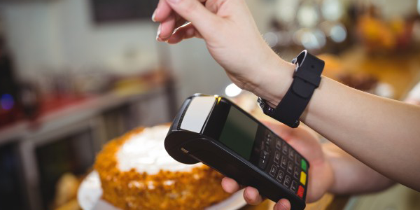datofono pago con smartwatch