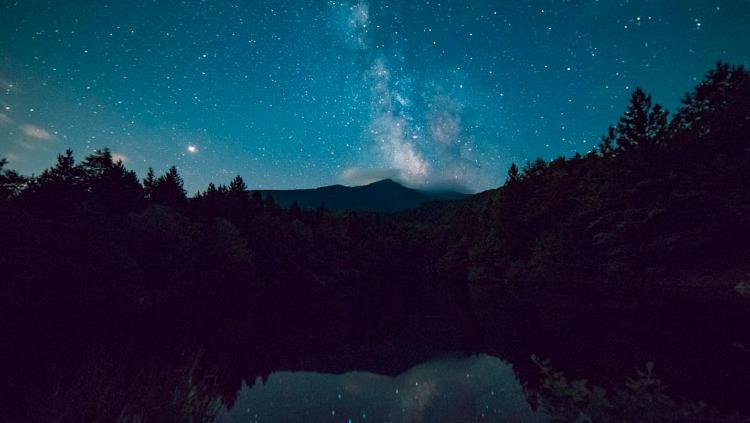 cielo estrellas noche