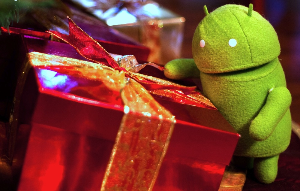 AndroidChristmasGifts