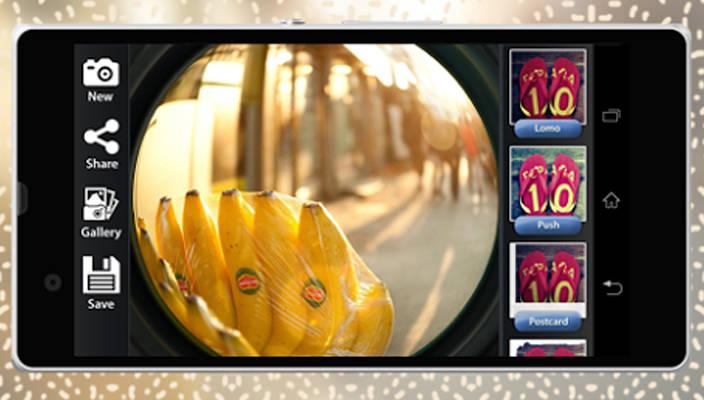 app para editar fotos de Instagram | insfish eye