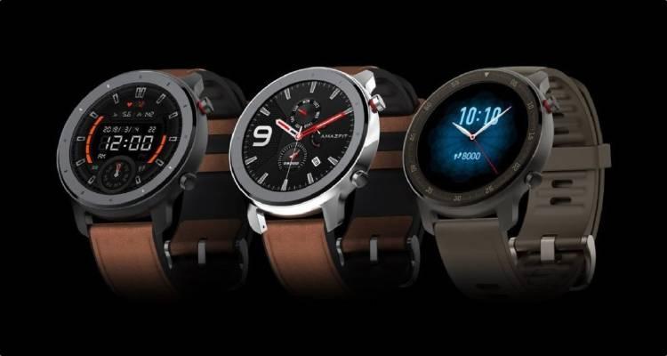 Smartwatch semana de batería Amazfit