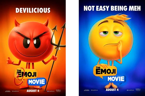 Emojis el bien y el mal