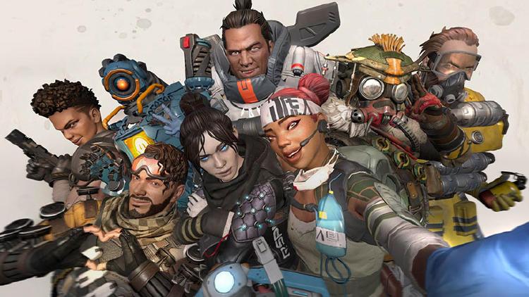 nuevos juegos movil Apex Legends