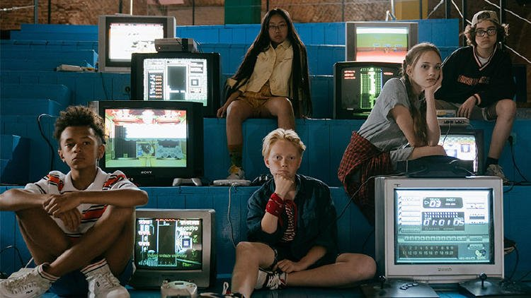 television tele niños