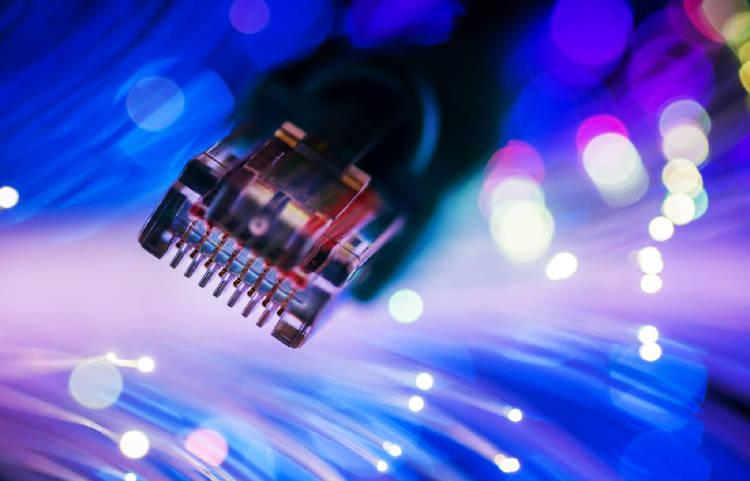 tasa de transferencia ancho de banda