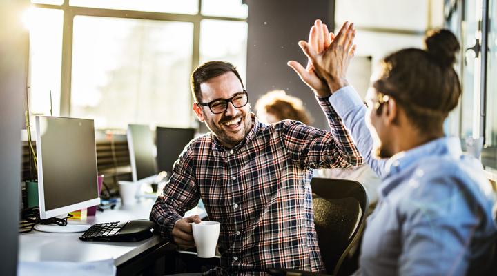 La importancia de la amistad en la empresa