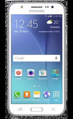 mejor teléfono de gama media | samsung galaxy j5