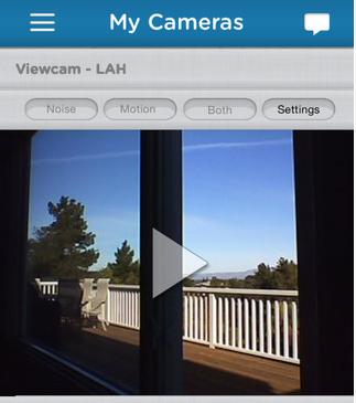app cámara seguridad | IZON