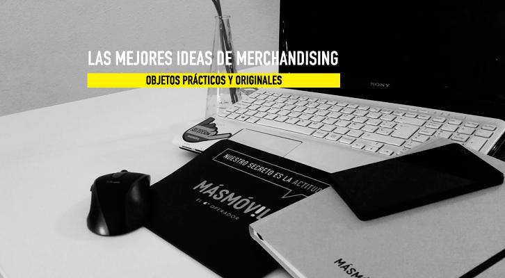 Ideas originales de merchandising para empresas