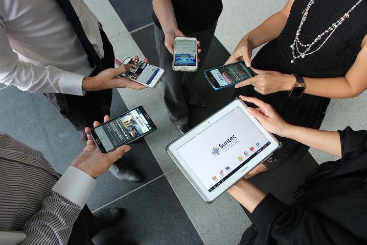 muchos dispositivos wifi