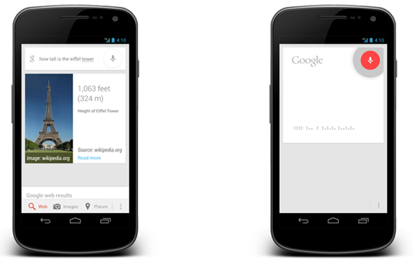 truco google now en Android Marshmallow
