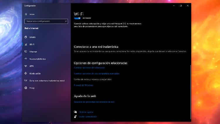 wifi windows 10
