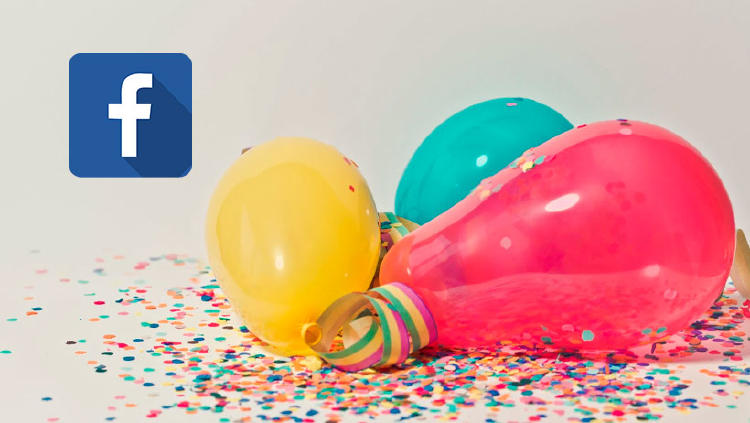 tarjeta cumpleaños facebook