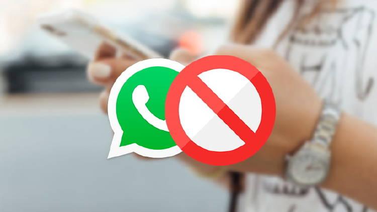 Cómo denunciar y bloquear usuarios o grupos de Whatsapp