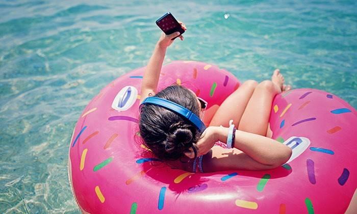 gadgets piscina