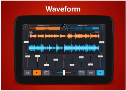 apps mezclar musica