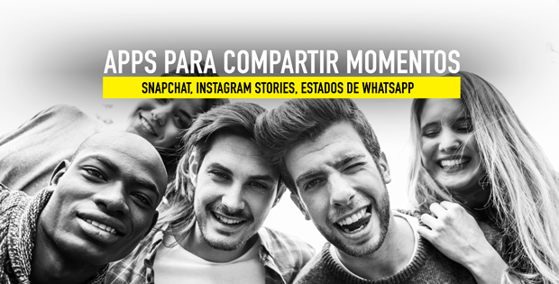 apps para compartir fotos