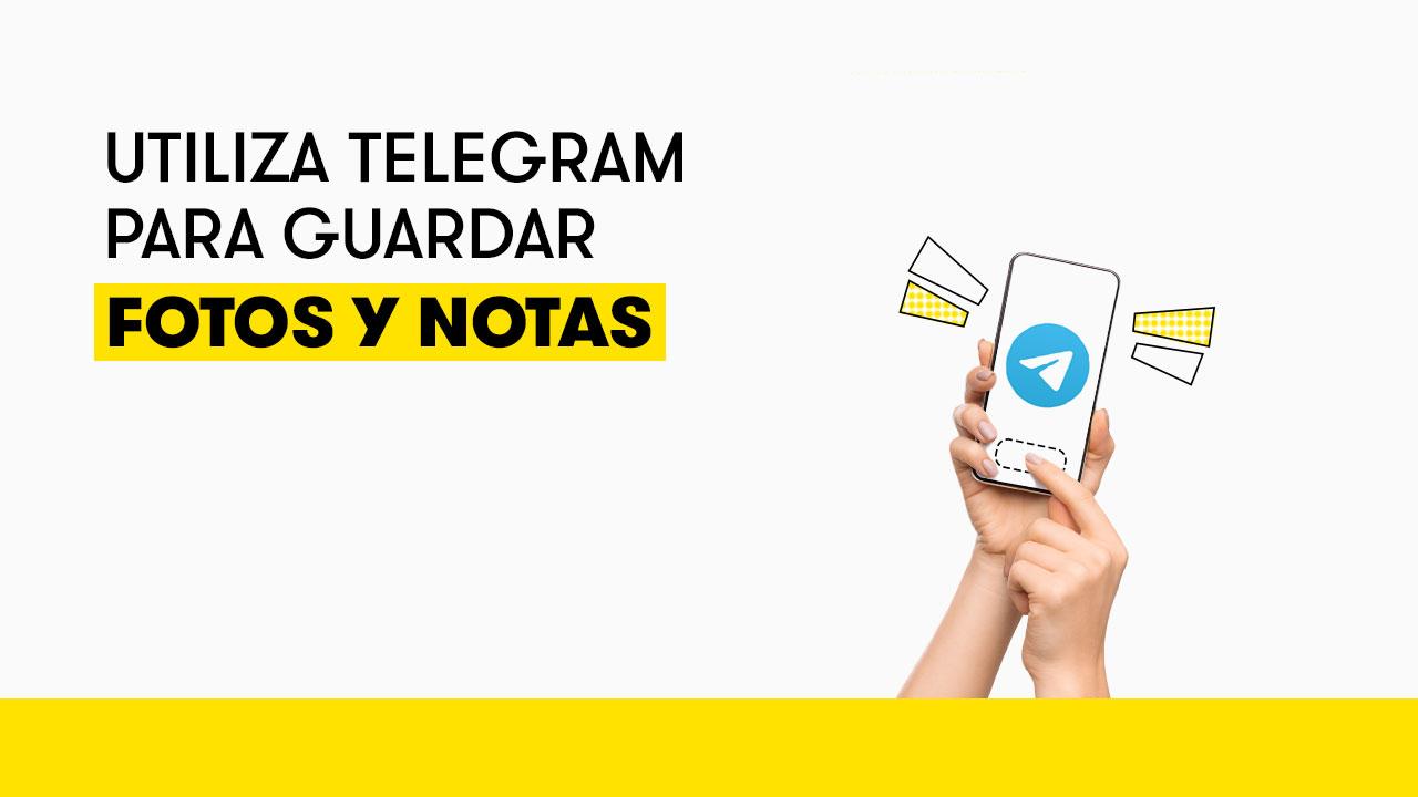 app de mensajería | telegram