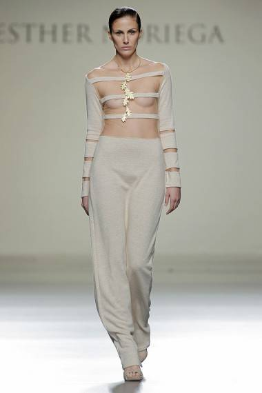 diseño Esther Noriega, Madrid Fashion Week