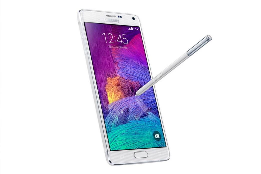 smartphon para trabajar | Samsung note 4