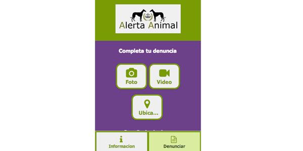 app alerta animal