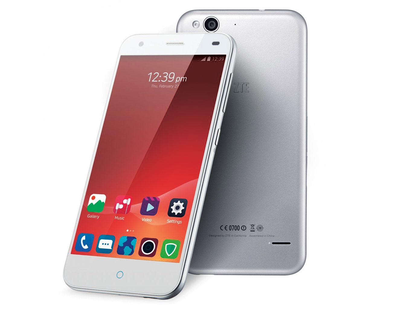 mejor smartphone de gama media | ZTE Blade S6