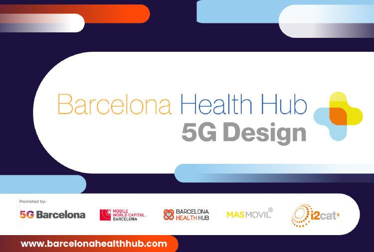 Barcelona Health Hub 5G Design