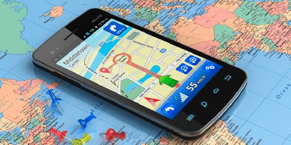 GPS Smartphone calienta el móvil