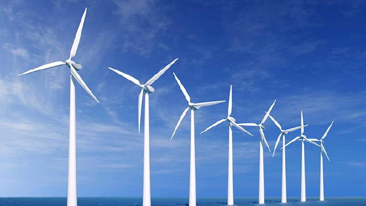 contaminación energías renovables internet nube