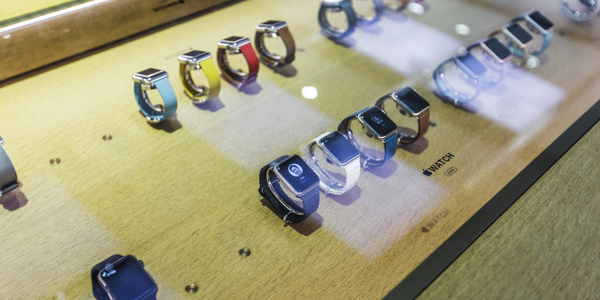 mejor smartwatch - Apple Watch
