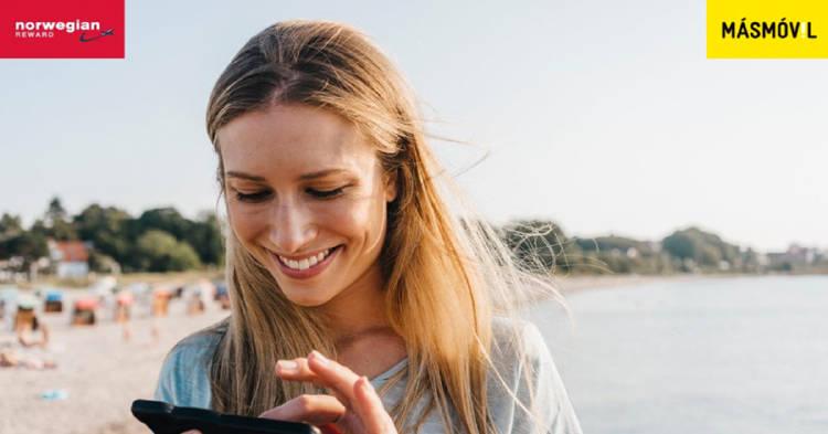 MÁSMÓVIL y Norwegian han ampliado su acuerdo de colaboración y se alían para ofrecer importantes beneficios, como vuelos a precios reducidos, a todos sus clientes, tanto de móvil, de fibra y de convergentes (fibra con móvil).