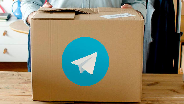 seguimiento pedido online telegram bot