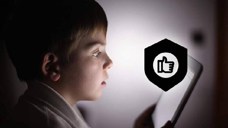 Seguridad niños smartphone y móviles